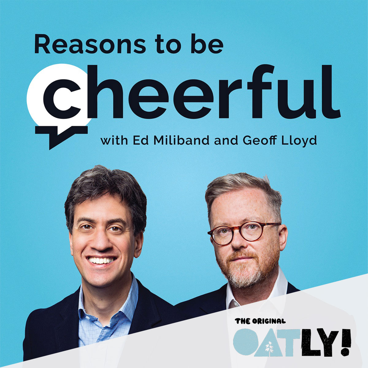 reasons to be cheerful and patly